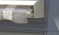 Awning Hood Close-up