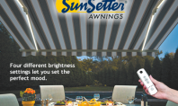 SunSetter Dimming LED Lights