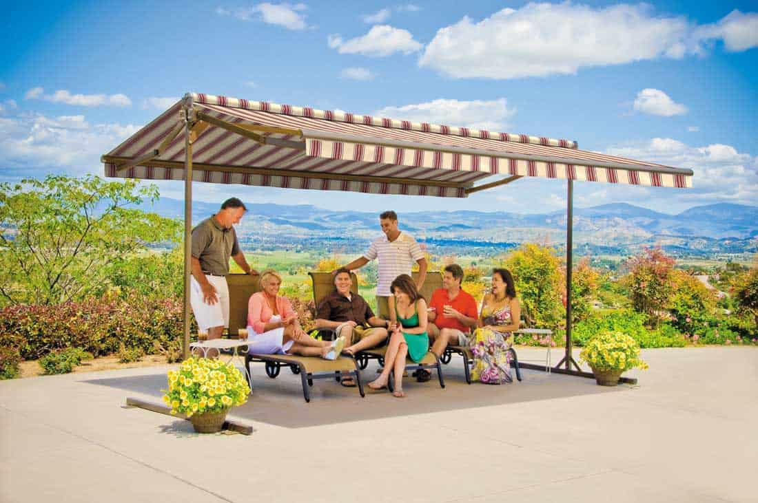 Retractable Awning Denver - Best Awning Company