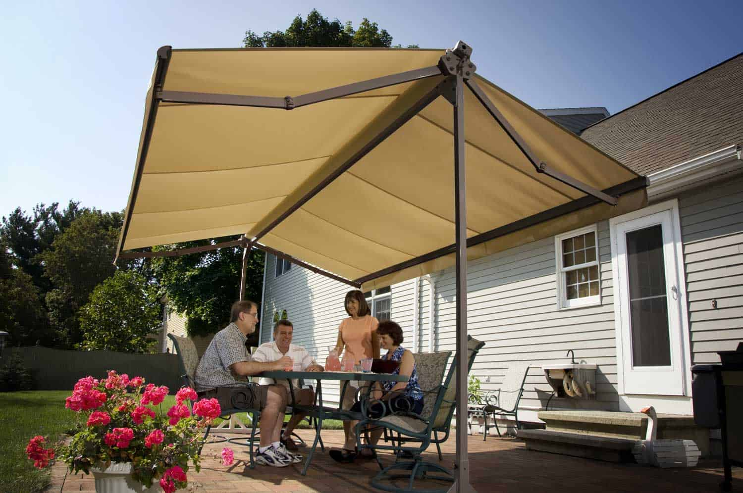 Retractable Awnings Denver - Best Awning Company