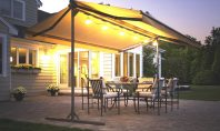 SunSetter Retractable Awning Oasis Light
