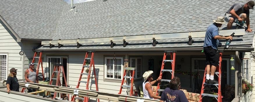 Awning Installation