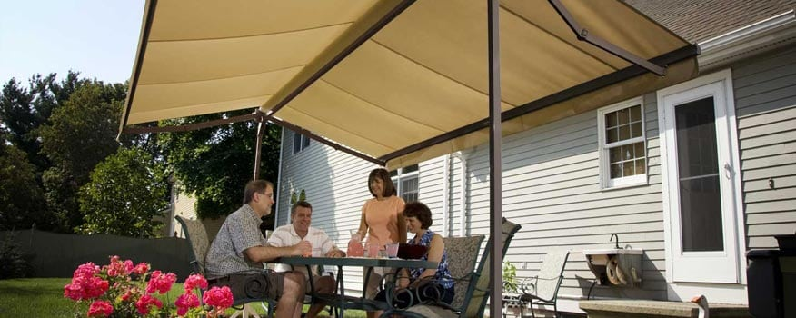 Retractable Awning SunSetter Oasis