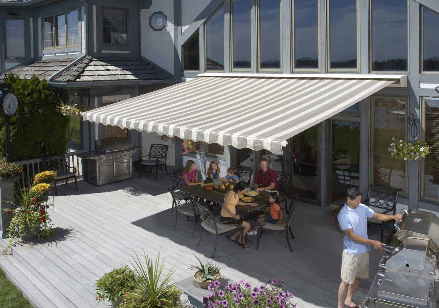 Retractable Awning SunSetter