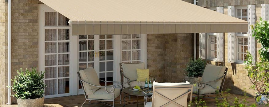 Sunsetter Platinum Awnings Denver