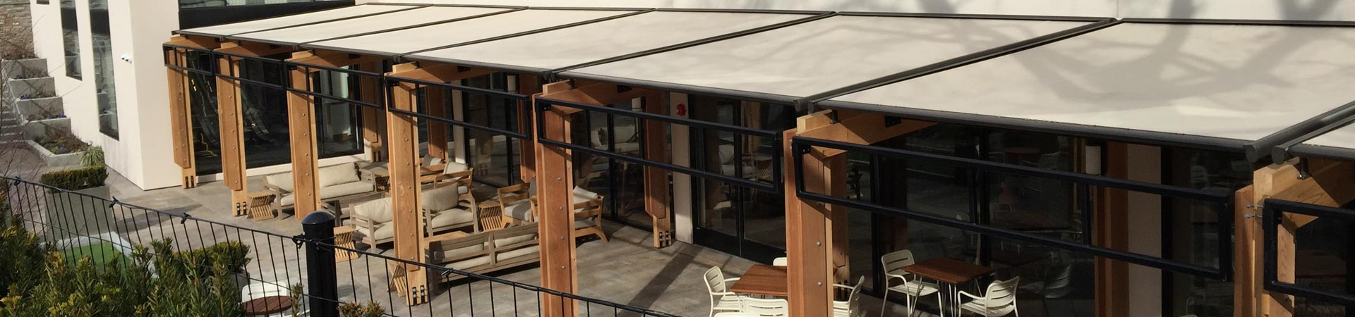 Commercial Awning Slider
